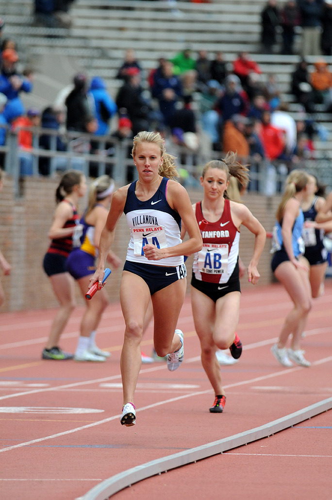 Piccirillo and Schappert Run to Personal Top Times at Payton Jordan Invitational