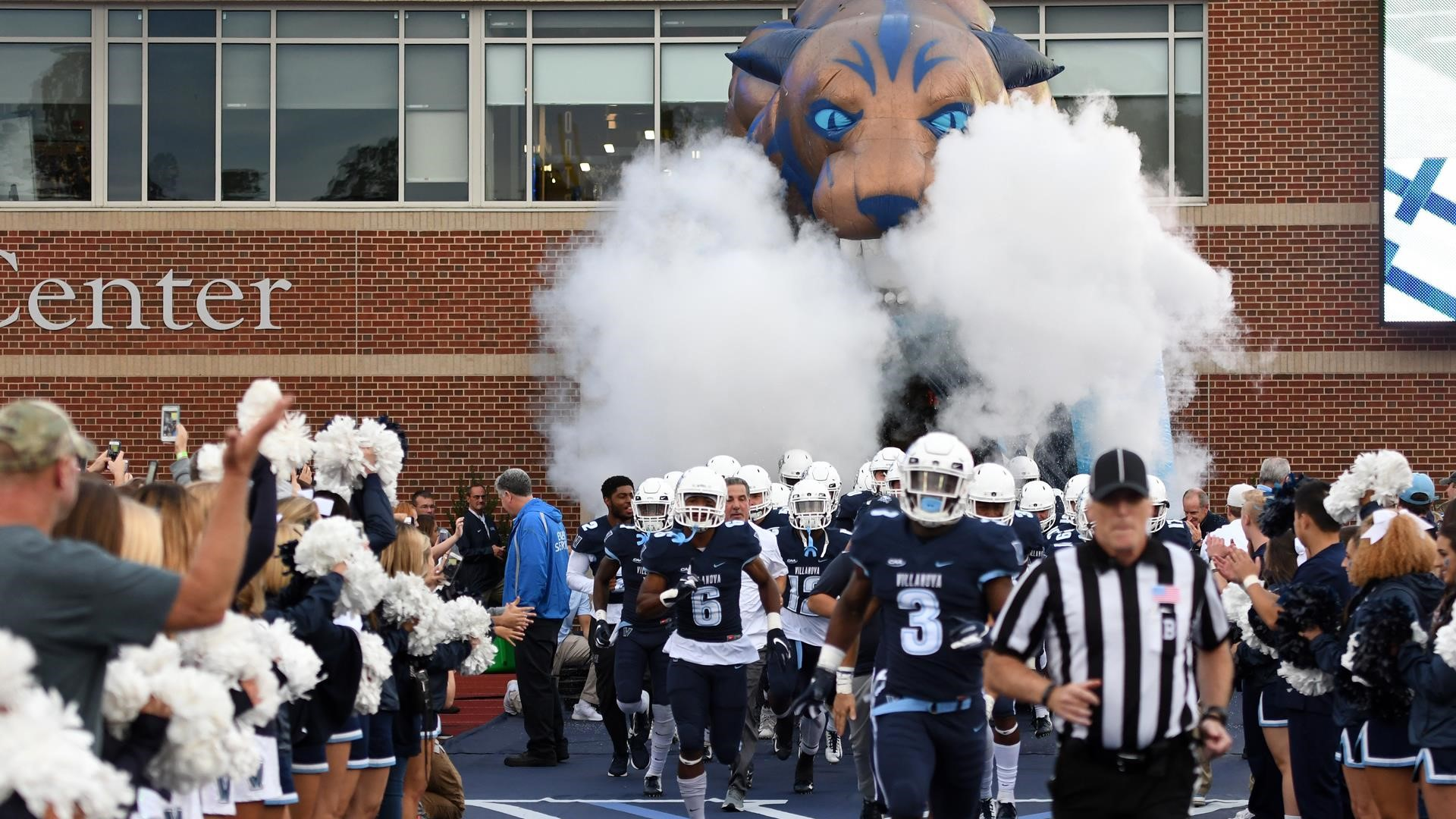 Villanova Calendar 2019 Villanova Announces 2019 Football Schedule   Villanova University