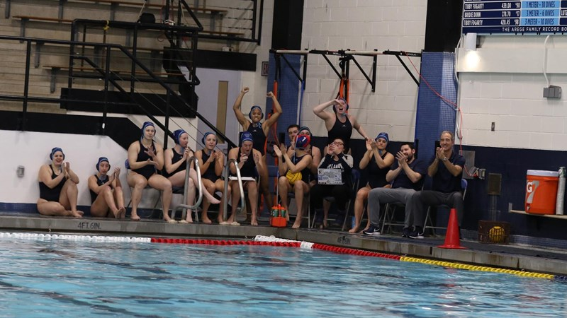 Water Polo Splits Games at Courtney Fisher Invite - Villanova University Athletics